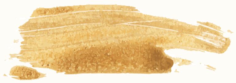 gold brush stroke 04